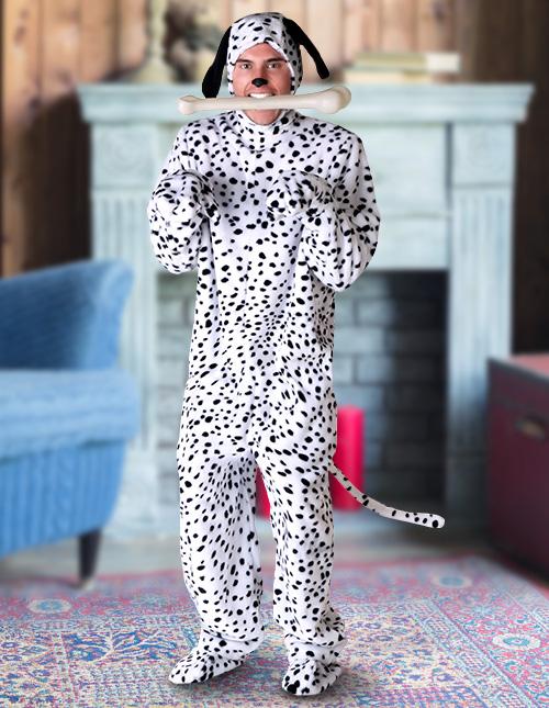 Mens Dalmatian Costumes