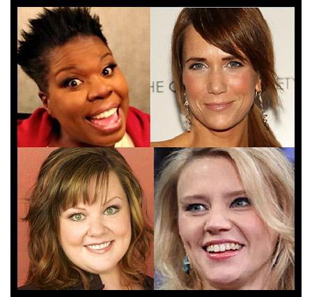 Female Ghostbusters Movie Announced