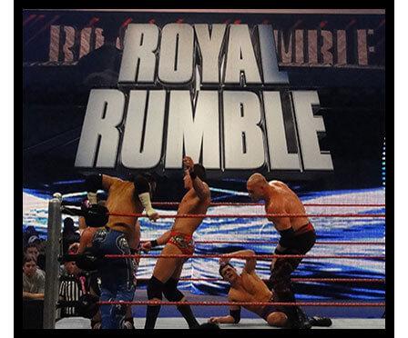 WWE's Royal Rumble