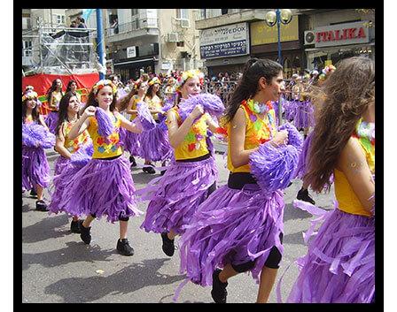 Purim Celebrated