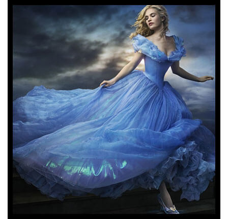 Live Action Cinderella Hits Theaters