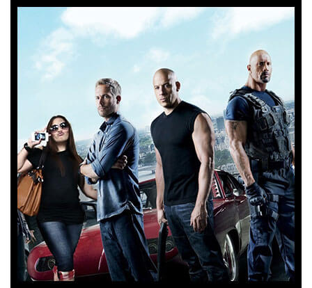Furious 7 Smashes Box Office Records