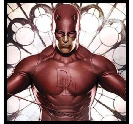 Daredevil Television Series Comes to Netflix