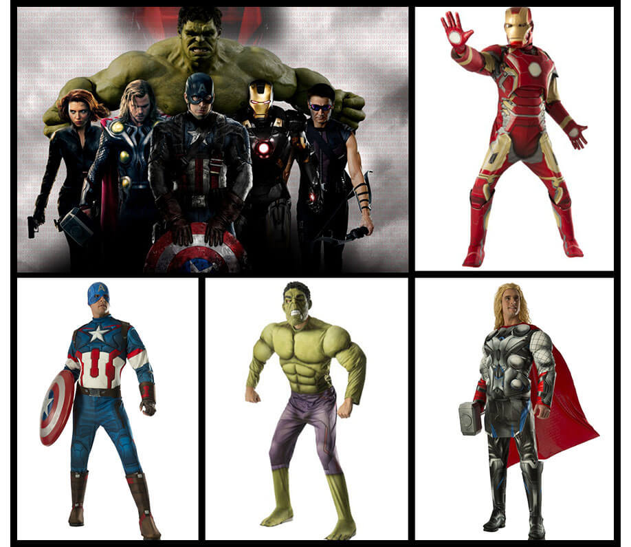 Avengers: Age of Ultron Comes to Theaters