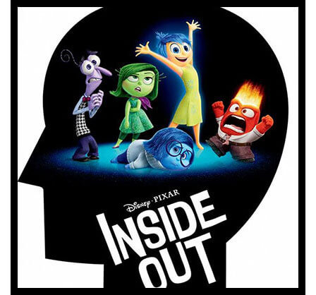 Inside Out Animated Movie Premiere