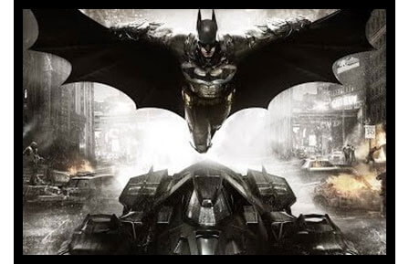 Batman: Arkham Knight Game Released