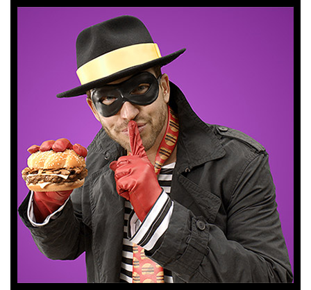 McDonald's Hamburglar Gets a Redesign