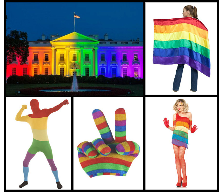 Same-Sex Marriage Legalized in the United States