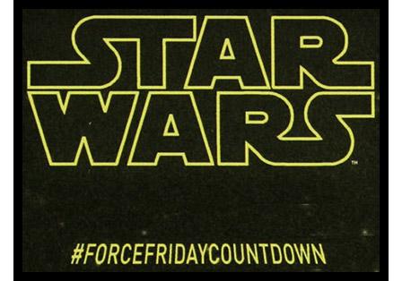 Force Friday Hits Shelves