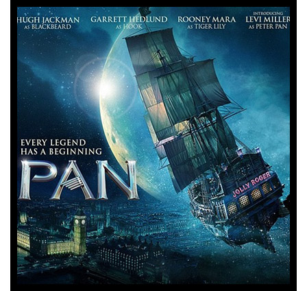 Pan Movie Set for Release