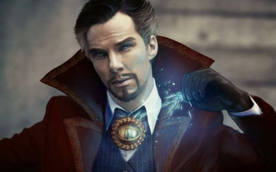Doctor Strange Stars Benedict Cumberbatch in New Marvel Film