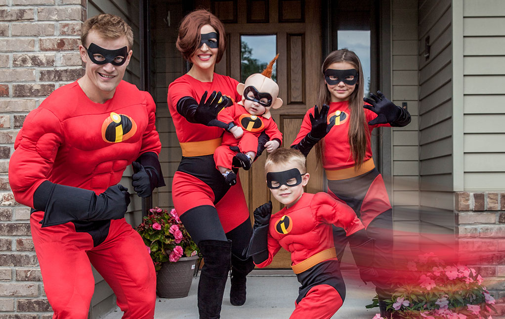 The Incredibles 2 Costumes