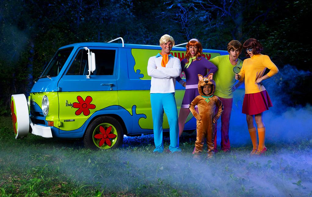 Scooby Doo Costumes