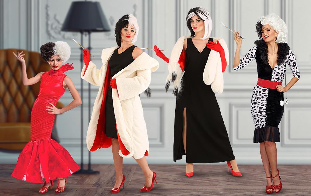 Cruella Deville Costumes
