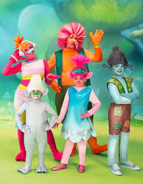 Trolls Costumes