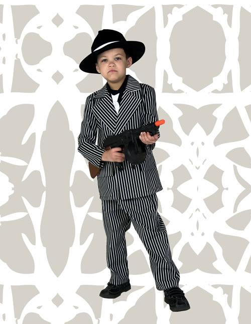 Boys Gangster Costume