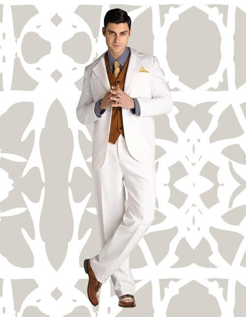 Jay Gatsby Costume