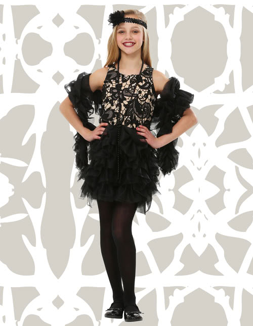Kids Flapper Costume