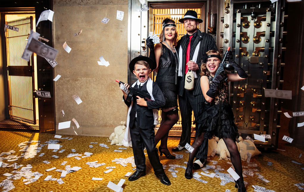 20s Group Costumes