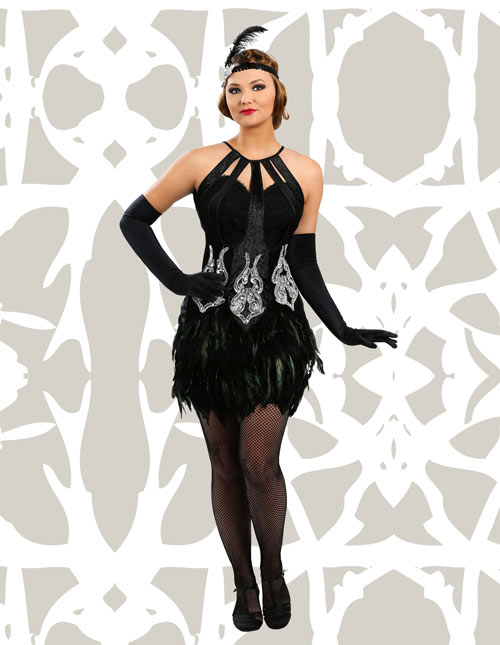 Roaring 20s Costumes For Halloween | Flapper and Gangster