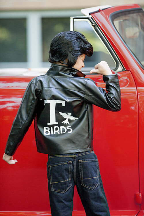 T-Birds: Boys' 50s Costume