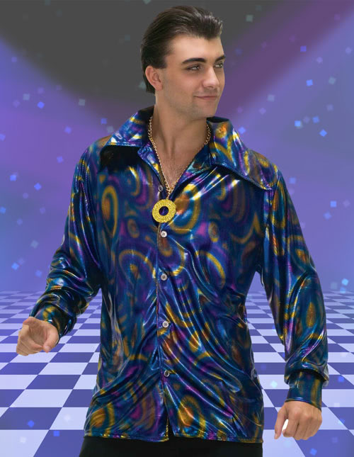 Disco Costume Shirt