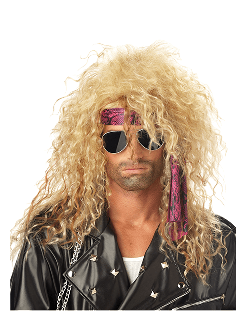 Heavy Metal Wig