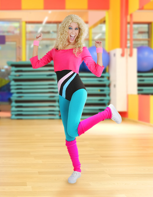 80s Dance Costume
