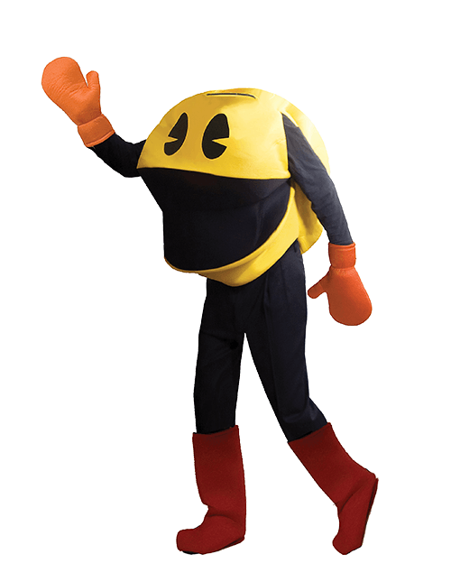 Pac Man Costume