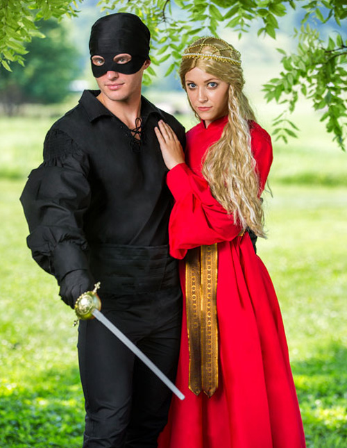 Princess Bride Costumes