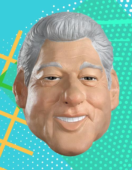 Bill Clinton Costume