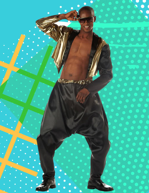 MC Hammer Costume