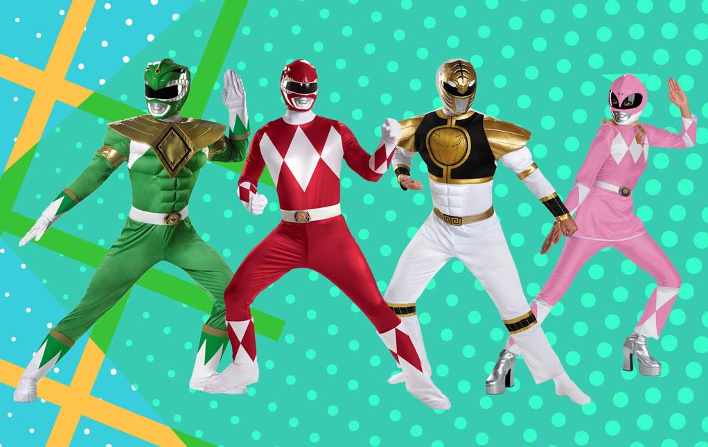 Power Rangers Costumes