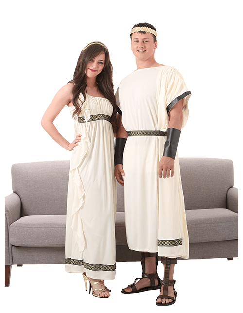Greek Goddess and Toga