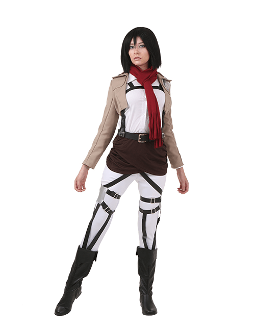 Attack on Titan Costumes