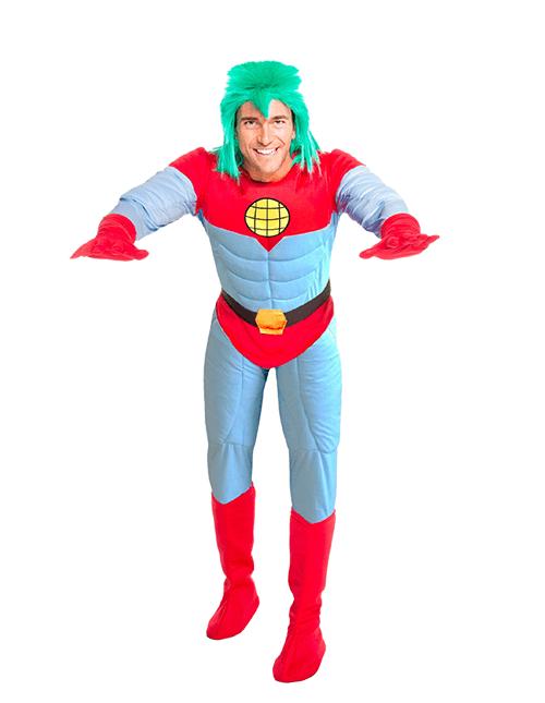 Captain Planet Costumes