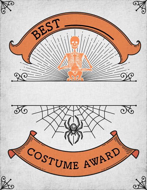Best (Blank) Certificate