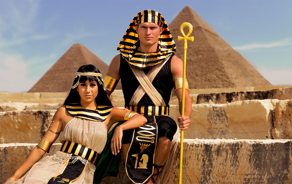 Adult Egyptian Costumes