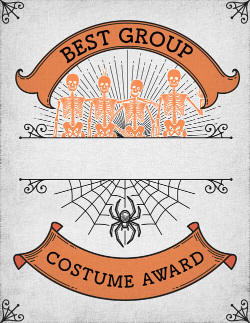 Best Group Certificate