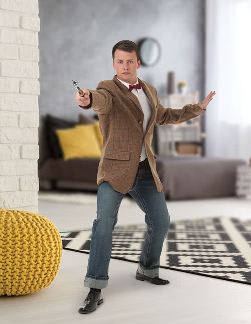Doctor Who Costume Cosplay Idea