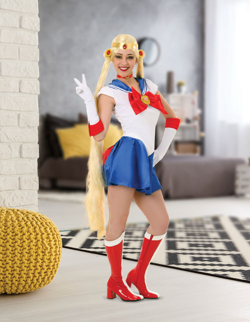 Sailor Moon Costume Cosplay Idea
