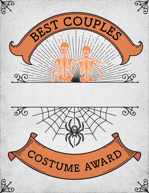 Best Couple Certificate