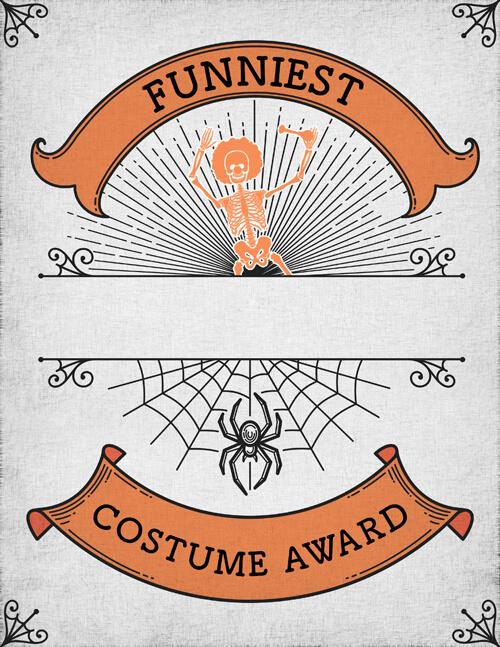 Funniest Certificate