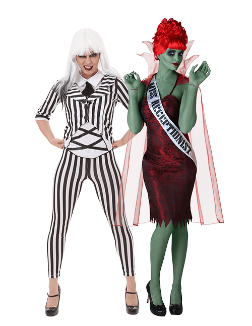 Beetlejuice Costumes  sc 1 st  Halloween Costumes & Halloween Costumes for Adults