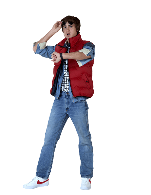 Marty McFly Costumes