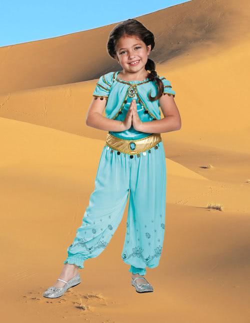 Child Jasmine Costume