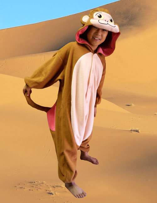 Abu Costume  sc 1 st  Halloween Costumes & Aladdin Costumes - Adult Kids Aladdin and Jasmine Costumes