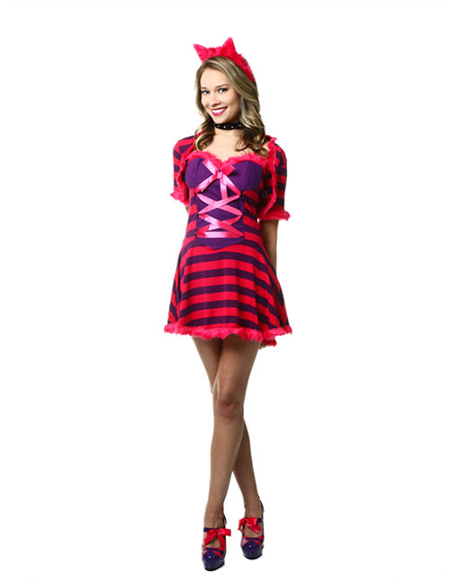 adult alice in wonderland character costumes