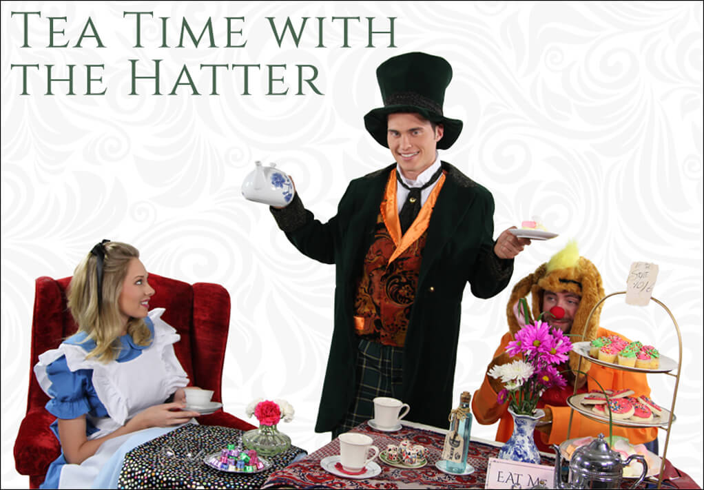 Tea Time with The Hatter