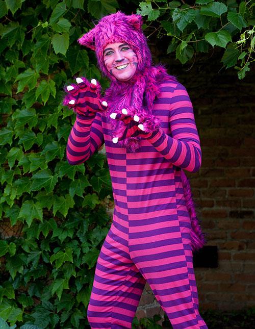 Adult Cheshire Cat Costume